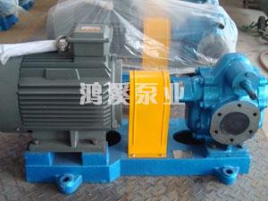 KCB齿轮油泵(2CY亚虎手机客户端)