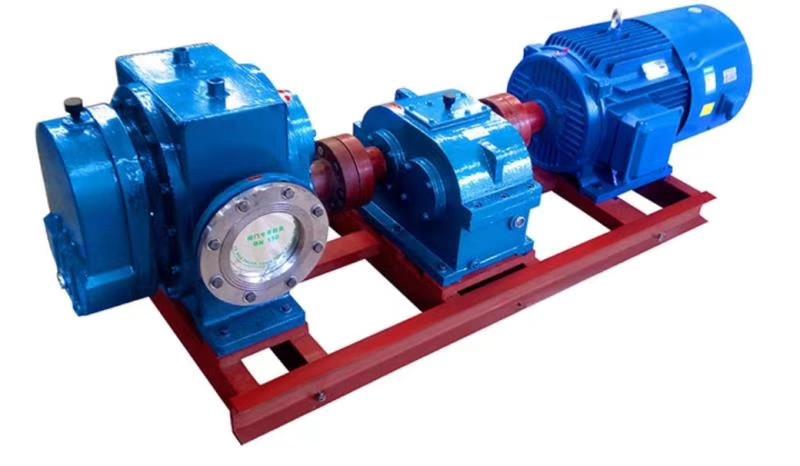 LC罗茨油泵