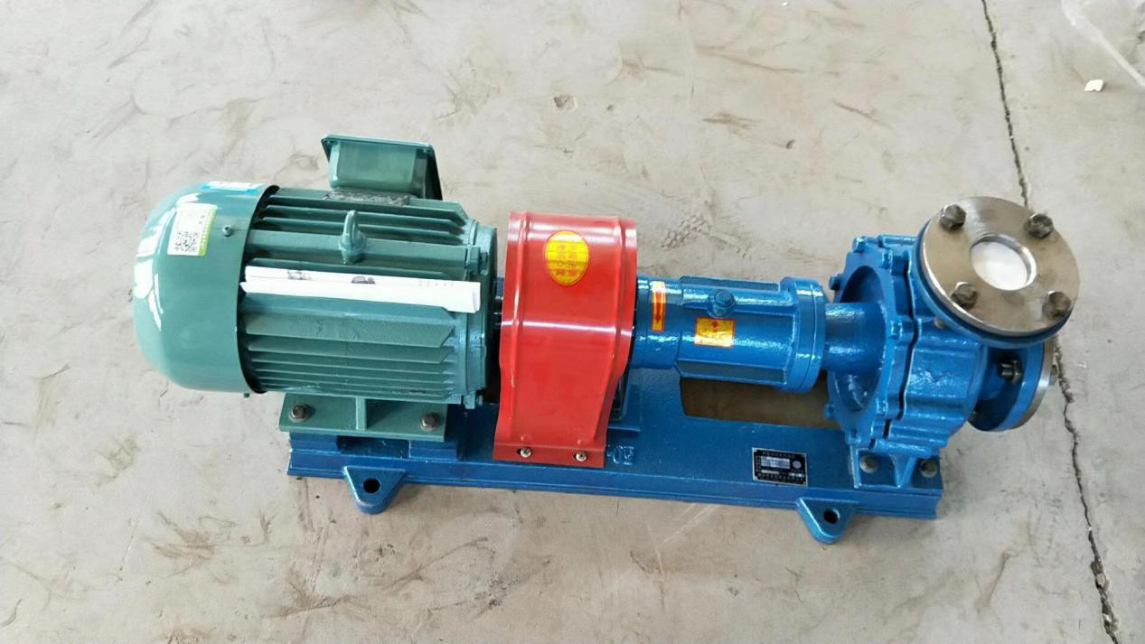 RY风冷式导热油泵(LQRY热油泵)