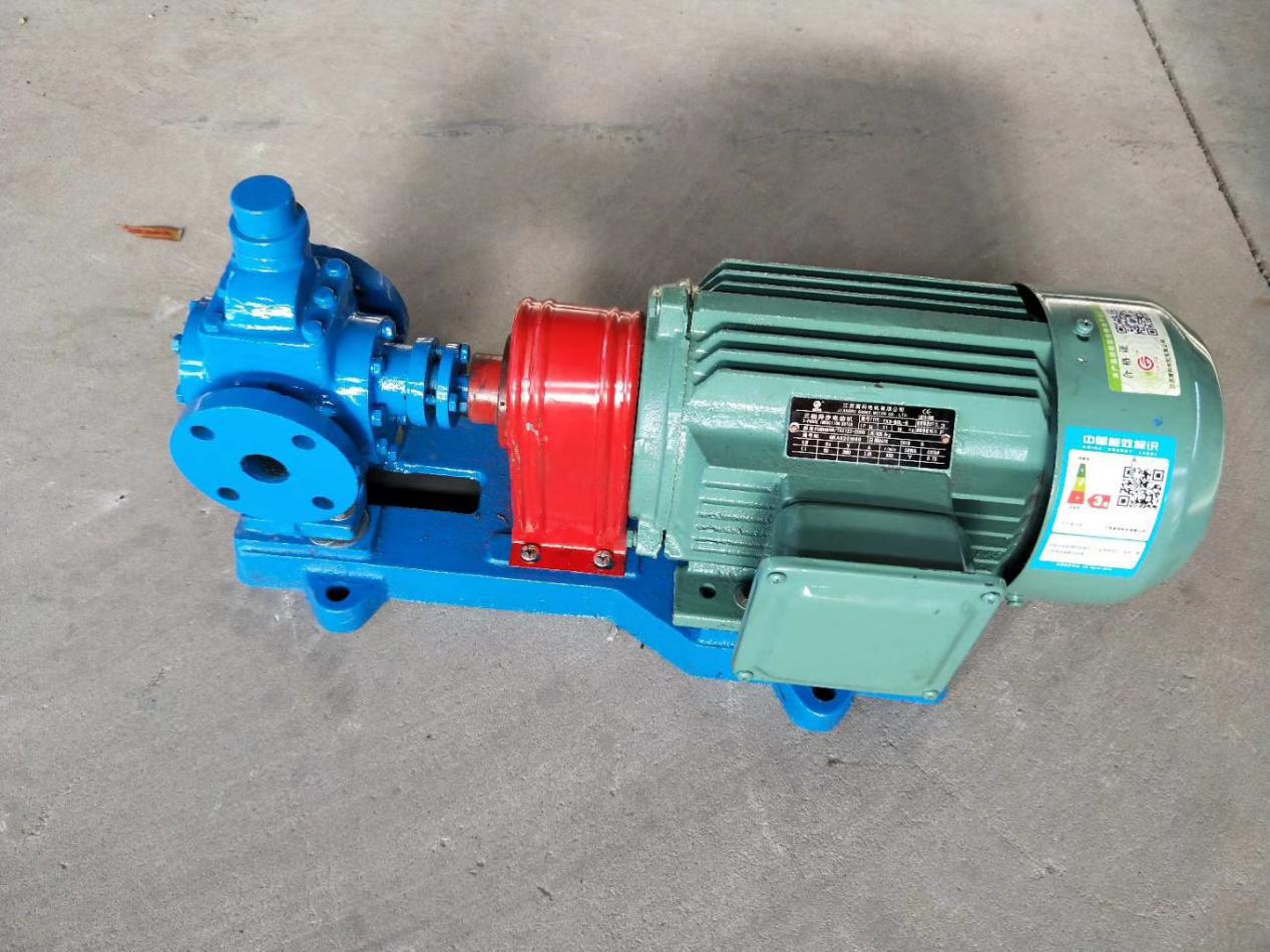 YCG高温圆弧齿轮油泵